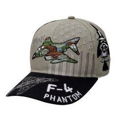 F-4 Phantom II Embroidered Cap
