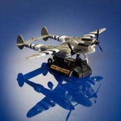 P-38 Lightning  Smithsonian Die-Cast Model