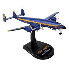 L-1049G USN Super Connie Blue Angels Die-Cast Model