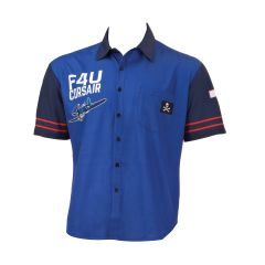 F4U Corsair Camp Shirt
