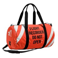 Flight Recorder Duffel Bag