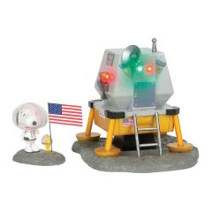 """""""The Beagle Has Landed"""" 50th Anniversary of Apollo 11 Display"""