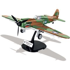 Curtiss P-40E Warhawk Flying Tigers Block Model