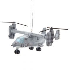 USAF Osprey Christmas Ornament