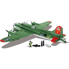 Boeing B-17G Flying Fortress Block Model