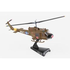 UH-1 Huey MEDEVAC US ARMY Die-Cast Model