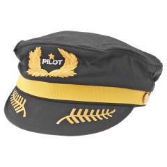 Pilot Captain's Cap