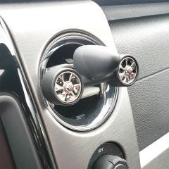 Twin-Engine Aircraft Car Fragrance Clips