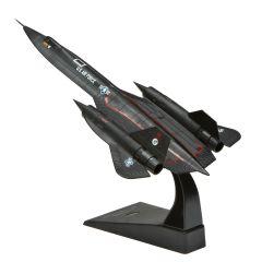 Lockheed SR-71A Blackbird Die-Cast Model