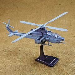 Bell AH-1Z Cobra Die-Cast Helicopter Model