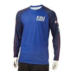F4U Corsair Long Sleeved Athletic Shirt