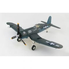 "F4U-2 Corsair ""Midnite Cocktail"" Die-Cast Model"
