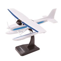Cessna 172 Skyhawk on Floats Model