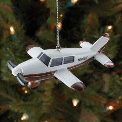 Piper Cherokee Christmas Ornament