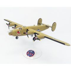B-24J Buffalo Bill Liberator Bomber Model Kit