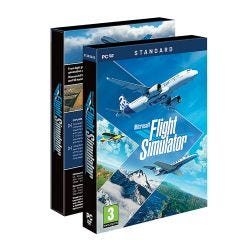 Microsoft Flight Simulator on DVD - Standard Edition