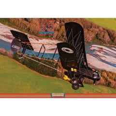 Ghosts 2021 Aviation Calendar - WWI