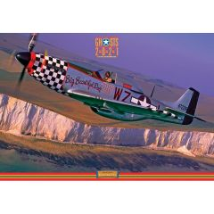 Ghosts 2021 Aviation Calendar - WWII