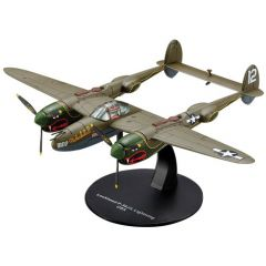 "Lockheed P-38J ""Haleakala"" WWII Die-Cast Model"