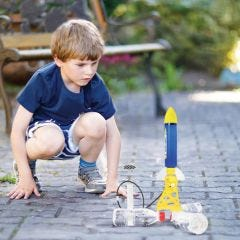 Water Powered Rocket Kit