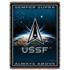 United States Space Force Throw