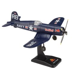 "F4U4 Corsair - 1:47 Scale; 9"" wingspan 7"" long"