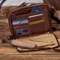 Lambskin Travel/Passport Case