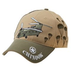 CH-47 Chinook Embroidered Cap