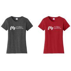 flyGIRL Ladies T-shirt