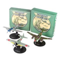 Fighters of The Aces of WWII Limited Edition Series