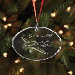 2021 Sporty's Christmas Ornament