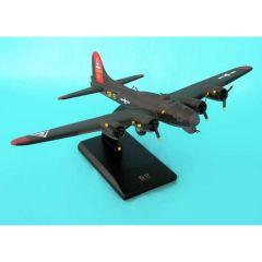 B-17g Fortress Olive 1/72 909 Mahogany Aircraft Model