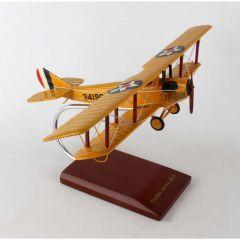 JN-4 Jenny 1/32   Mahogany Aircraft Model