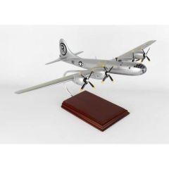 B-29a Enola Gay Atomic Bomber 1/72  Mahogany Aircraft Model