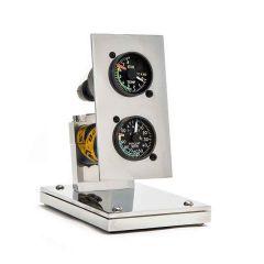 727 Tachometer and Exhaust Temperature Indicator