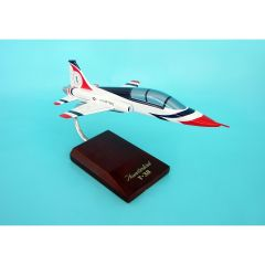 T-38A THUNDERBIRD 1/48 (CT38TTP) Mahogany Aircraft Model