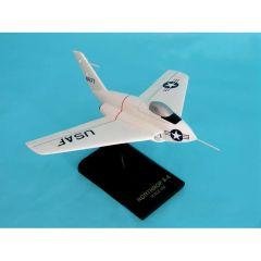 X-4 Bantam USAF 1/32 (CX4t) Mahogany Aircraft Model