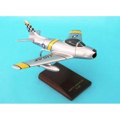 F-86F Sabre 1/48 (CF086ft) Mahogany Aircraft Model