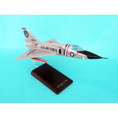 F-106A DELTA DART 1/48 (CF106T) Mahogany Model