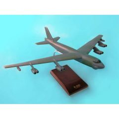 B-52g Stratofortress 1/100 (CB52gt) Mahogany Aircraft Model
