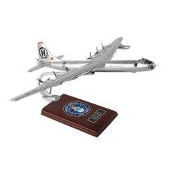 B-36 PEACEMAKER 1/125 (AB36) Mahogany Aircraft Model