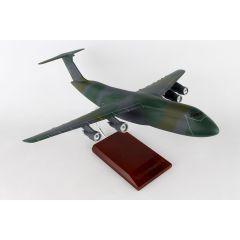 C-5B GALAXY CAMOUFLAGE EURO 1 1/150 (CC005ET) Mahogany Model