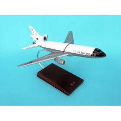 KC-10a Extender White 1/150  Mahogany Aircraft Model