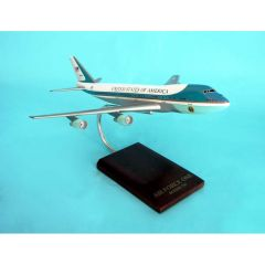 VC-25a Airforce I 1/200   Mahogany Aircraft Model