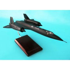 SR-71 Blackbird 1/72   Mahogany Aircraft Model