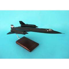 SR-71 Blackbird Nasa 1/72 (CS71ntr) Mahogany Aircraft Model