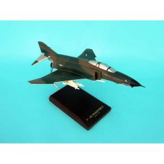 F-4e Phantom II 1/48 Mahogany Aircraft Model