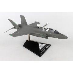 F-35b Usmc Stovl 1/48 (CF035bmcctp) Mahogany Aircraft Model