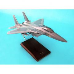 F-15a Eagle 1/48 (CF015t) Mahogany Aircraft Model