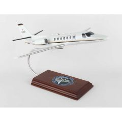 Cessna Citation Encore USAF 1/40 (UC-35b) (xandenc) Mahogany Aircraft Model